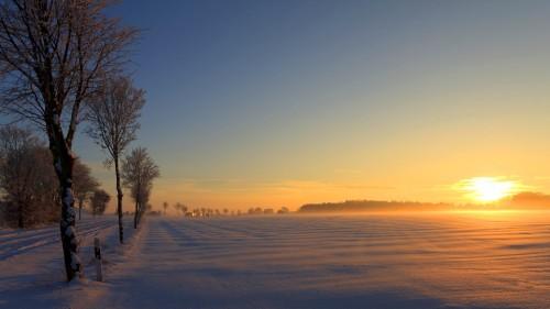 renatures.com-winter-sky-sunset-snow-peaceful-german-serenity-sun-fields-wonderful-desktop-pictures-scenes